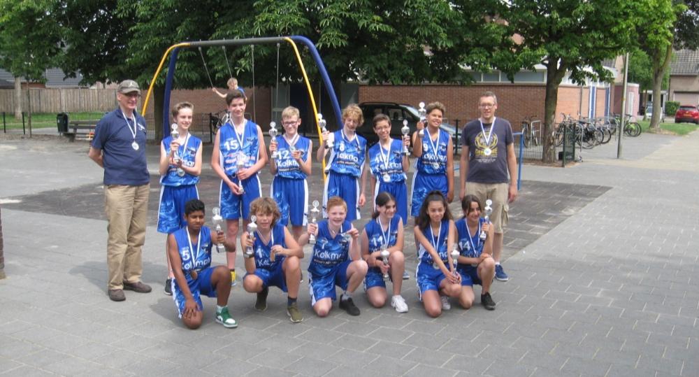XU14-2 Kampioen 2019-2020